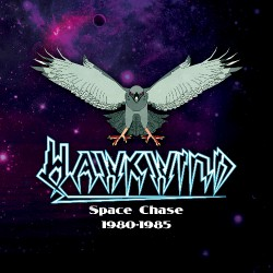 Hawkwind - Space Chase 1980-1985 - CD