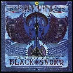 Hawkwind - The Chronicles Of The Black Sword - DOUBLE LP Gatefold