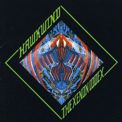 Hawkwind - The Xenon Codex - DOUBLE LP Gatefold