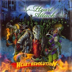 Heart Attack - Heart Revolution - CD