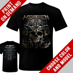Heathen - Chaos of Evolution 2011 Tour - Print on demand