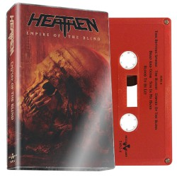 Heathen - Empire Of The Blind - CASSETTE COLOURED