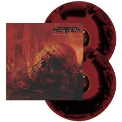 Heathen - Empire Of The Blind - DOUBLE LP GATEFOLD COLOURED