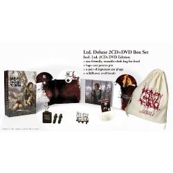 Heaven Shall Burn - Of Truth And Sacrifice - 2CD + DVD BOX