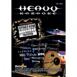 Heavy Karaoke - Hits from Spinefarm Records - DVD