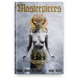 Heavy Music Artwork - Masterpieces - Anno 2018 - BOOK