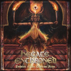 Hecate Enthroned - Embrace Of The Godless Aeon - LP COLOURED
