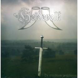 Heidevolk - De Strijdlust Is Geboren - CD