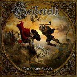 Heidevolk - Vuur Van Verzet - LP Gatefold