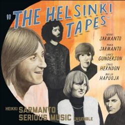 Heikki Sarmanto Serious Music Ensemble - The Helsinki Tapes Vol.2 - CD
