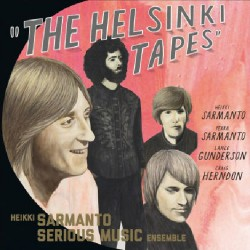 Heikki Sarmanto Serious Music Ensemble - The Helsinki Tapes Vol.1 - CD
