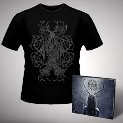 Heilung - Lifa - Heilung Live at Castlefest - CD DIGIPAK + T-shirt bundle (Men)
