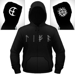 Heilung - Lifa - Hooded Sweat Shirt Zip (Men)