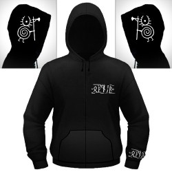 Heilung - Ofnir - Hooded Sweat Shirt Zip (Men)