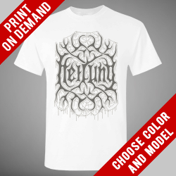 Heilung - Remember (White) - Print on demand