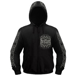 Heilung - Sol Og Mani - Hooded Sweat Shirt Zip (Men)