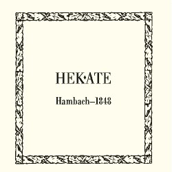 Hekate - Hambach - 1848 - CD DIGIPAK