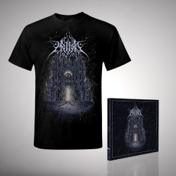 Helfró - Helfró - CD DIGIPAK + T-shirt bundle (Men)