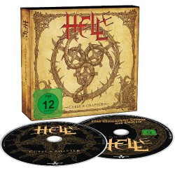 Hell - Curse & Chapter [LTD edition] - CD + DVD DIGIPAK SLIPCASE