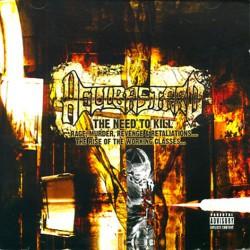 Hellbastard - The Need To Kill - CD