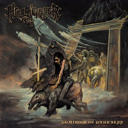 Hellbringer - Dominion of Darkness - CD