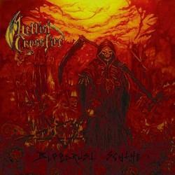 Hellish Crossfire - Bloodrust Scythe - LP COLOURED
