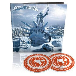 Helloween - My God-Given Right - 2CD EARBOOK