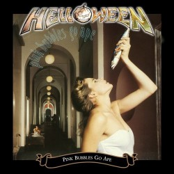 Helloween - Pink Bubbles Go Ape - CD