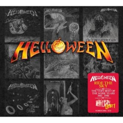 Helloween - Ride The Sky - 2CD DIGIPAK
