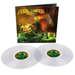 Helloween - Straight Out Of Hell - DOUBLE LP GATEFOLD COLOURED