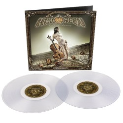 Helloween - Unarmed - Best Of 25th Anniversary - DOUBLE LP GATEFOLD COLOURED