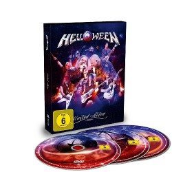 Helloween - United Alive - 3DVD BOX SET