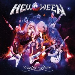 Helloween - United Alive - DOUBLE BLU-RAY