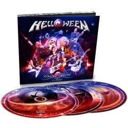 Helloween - United Alive In Madrid - 3CD DIGIPAK