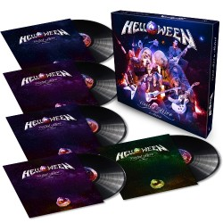Helloween - United Alive In Madrid - 5LP BOX