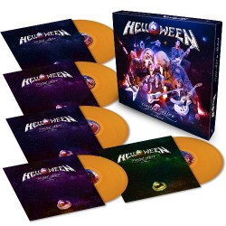 Helloween - United Alive In Madrid - 5LP COLOURED BOX
