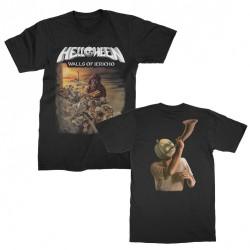 Helloween - Walls Of Jericho - T-shirt (Men)