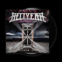 Hellyeah - Welcome Home - LP Gatefold
