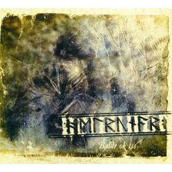 Helrunar - Baldr Ok Iss LTD Edition - CD + DVD Digipak