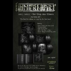 Helrunar - MM.I. - MM.XI. - Vier Wege Eines Winters - LP BOX