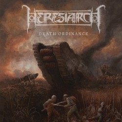 Heresiarch - Death Ordinance - LP Gatefold