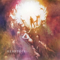 Heretoir - The Circle - CD DIGIPAK