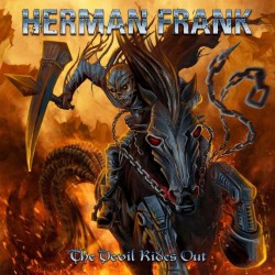 Herman Frank - The Devil Rides Out - CD DIGIPAK
