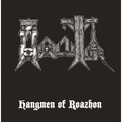 Hexecutor - Hangmen Of Roazhon - CD EP