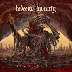 Hideous Divinity - Simulacrum - CD DIGIPAK