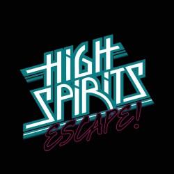 High Spirits - Escape! - LP