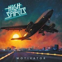 High Spirits - Motivator - CD