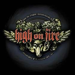 High On Fire - Live from the Relapse Contamination Festival - CD