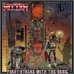 Hitten - First Strike With The Devil - CD