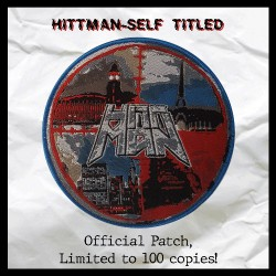 Hittman - Hittman Blue Border - Patch